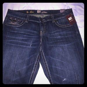 Brand new Kut jeans
